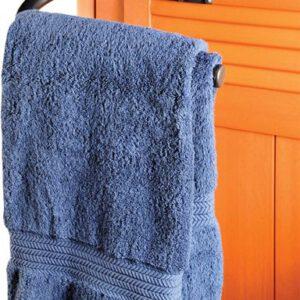TowelBar handdoekhouder zwart